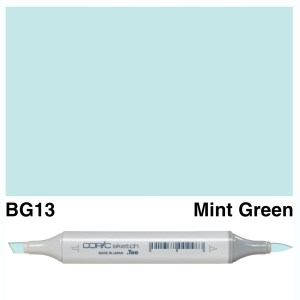 Copic Sketch BG13-Mint Green