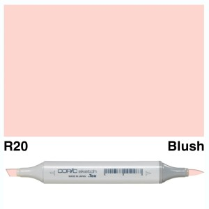 Copic Sketch R20-Blush