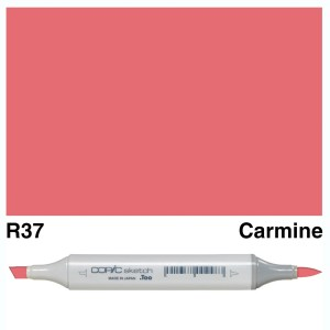 Copic Sketch R37-Carmine