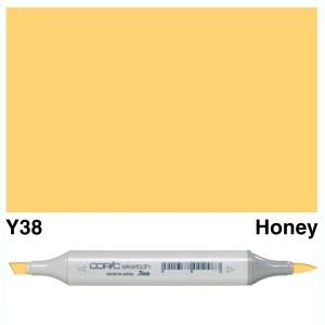Copic Marker Sketch Y38 Honey