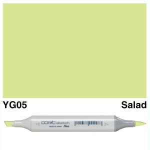 Copic Sketch YG05-Salad