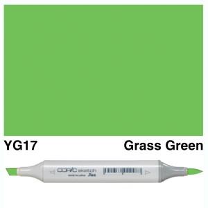 Copic Sketch YG17-Grass Green