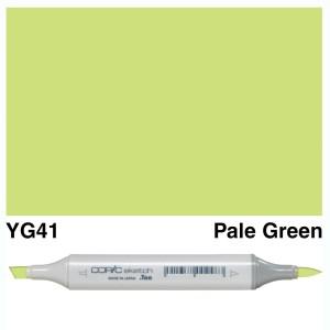 Copic Sketch YG41-Pale Green