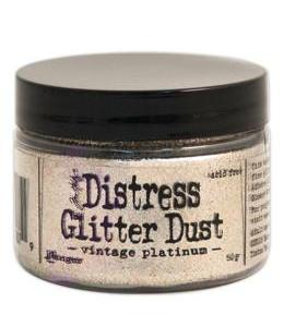Tim Holtz Distress Glitter Dust .50gr