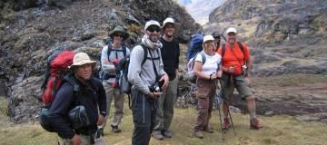 lares trek to machu picchu - inka jungle trek machupicchu - inca trail machu picchu