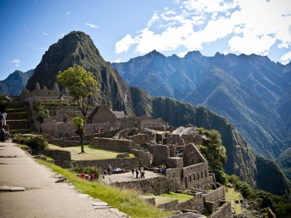inka trail machu picchu jungle trek peru