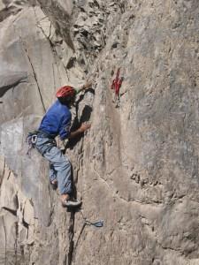 escalada en roca por el peru