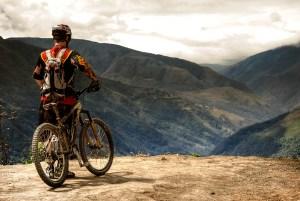 biking inka jungle trek