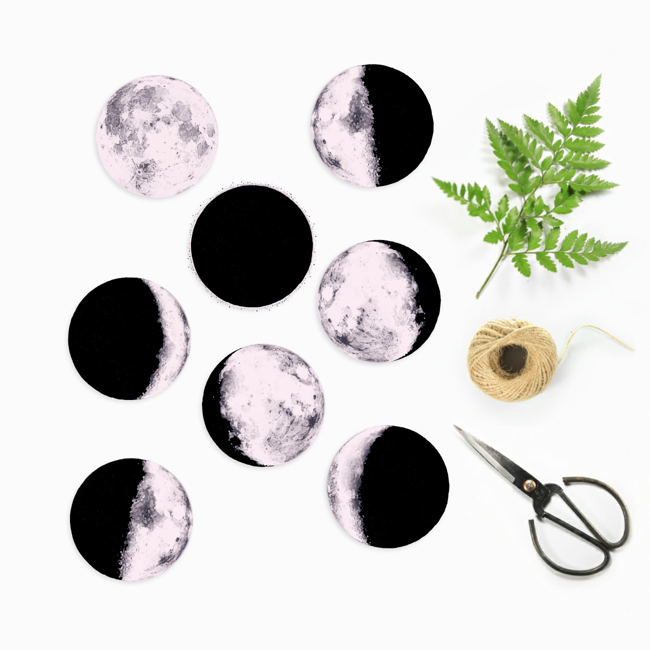 Here Is A Fun Activity To Help Your Child Learn About The Phases Of The Moon