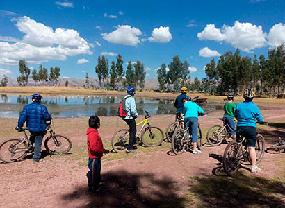 Biking en Yuncaypata 1 día