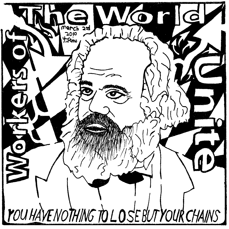Karl Marx Maze communism