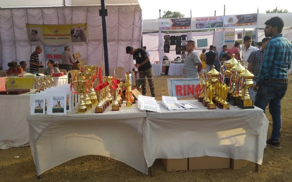 Championship Dog Show at Bhavan's Nature And Adventure Centre – 2020