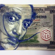 C215 Dali bank note