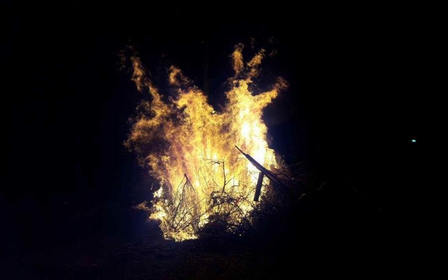Ο Ιούδας στην Σκάλα παραδόθηκε στην πυρά!