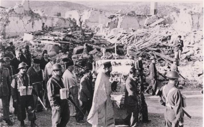 Ο σεισμός του 1953 της Κεφαλονιάς στους πιο καταστροφικούς από 1900