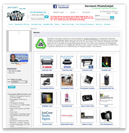 InkjetMall Online Store
