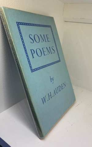 Some Poems (Auden)