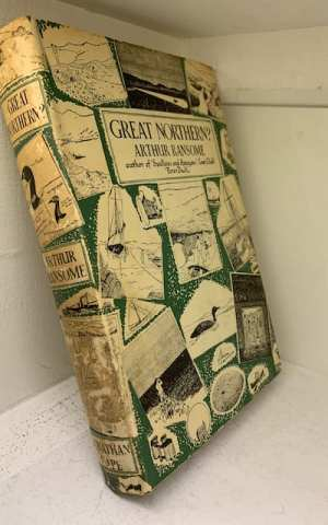 Great Northern? A Scottish Adventure of Swallows and Amazons