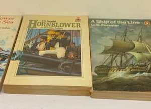 Hornblower (4 titles)