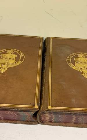 Life and Correspondence of Arnold (vols I & II)