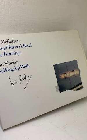 Beyond Turner's Road: New Paintings; Walking up Walls