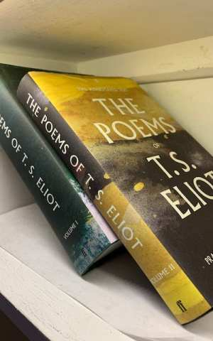 The Poems of T. S. Eliot (vols I & II) – the annotated text