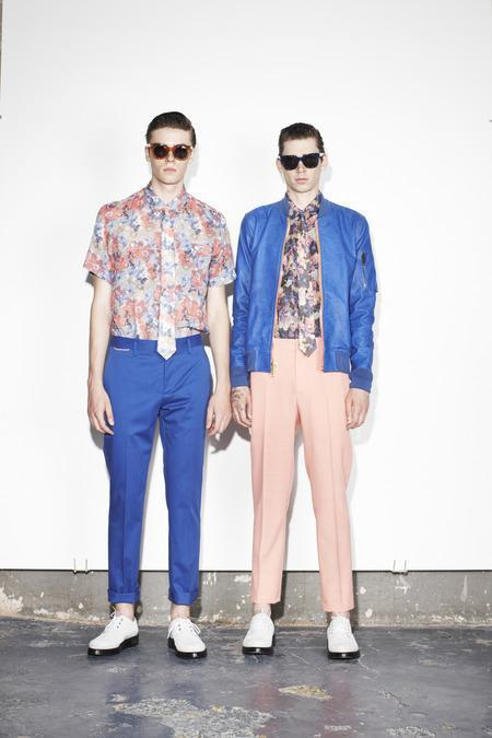 Marc Jacobs Menswear S/S 2014 (Photo courtesy of Style via Marc Jacobs)