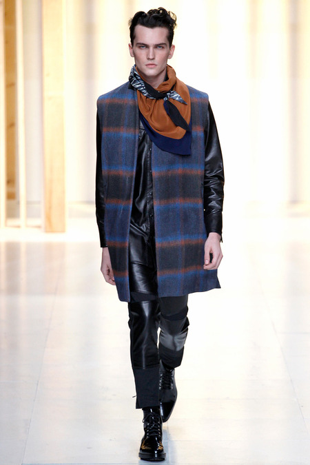 3.1 Phillip Lim Menswear A/W 2014 (Photo: Marcus Tondo / InDigital / GoRunway)