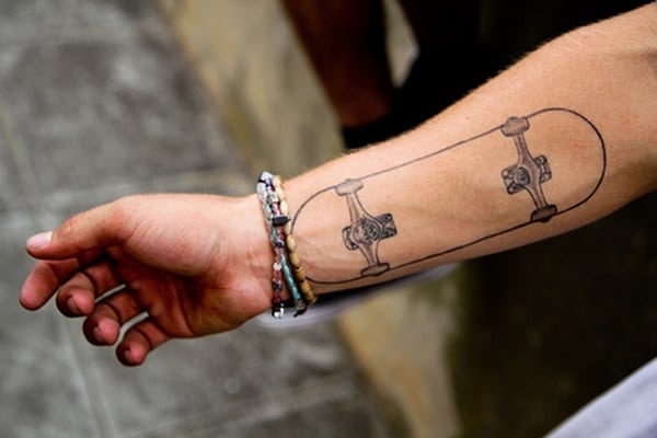 125 Cool Forearm Tattoo Designs For Boys Girls