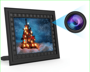 Photo Frame Hidden Spy Camera