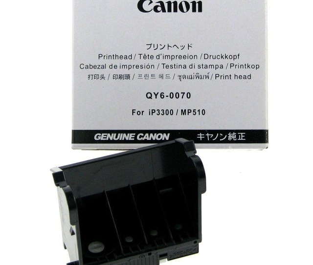 Original Canon Qy Printhead Qy60070 000