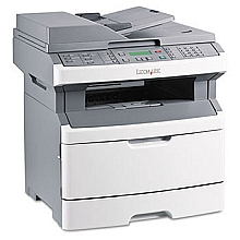 New Lexmark X264dn Multifunction Laser Printer