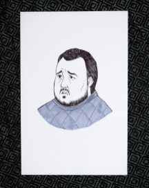Game of Thrones - Inktober - Samwell Tarly - Sam
