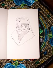 Game of Thrones - Inktober - Olenna Tyrell