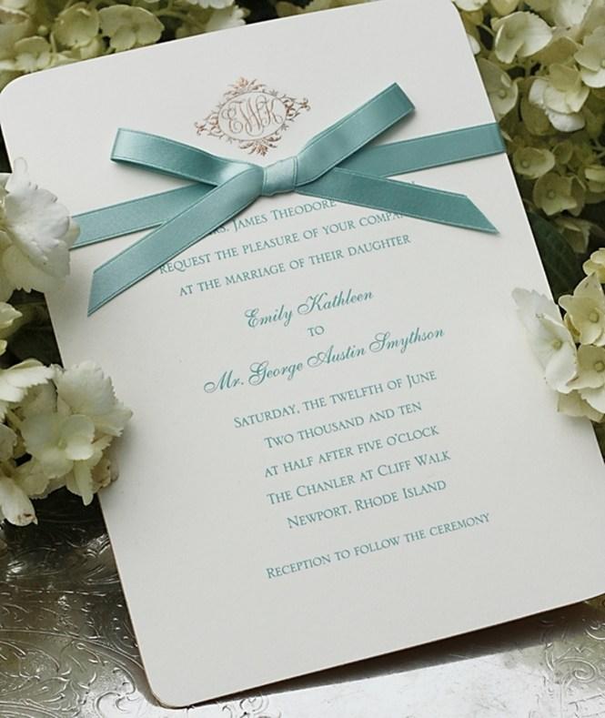 Wedding Invitations Ireland Stationery Ecru Gilt