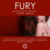 Trailer Reveal for Fury (Seven Deadly # 3) by Fisher Amelie