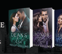 Series Relaunch~ MAKING THE GRADE by Kelly Collins