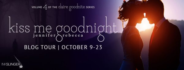 Kiss Me Goodnight tour banner