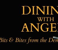 New Release ~ DINING WITH ANGELS by Larissa Ione and Suzanne M. Johnson