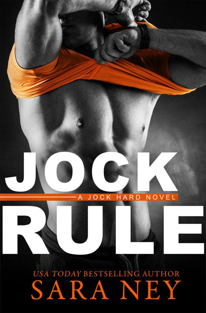 JockRule New BN Kobo 676x1024 Cover Reveal for Jock Rule by Sara Ney