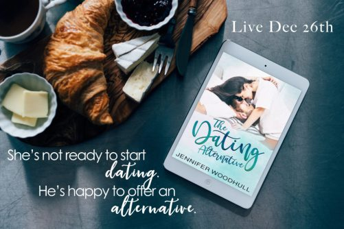 """She's not ready to start dating. He's happy to offer an alternative."" LIVE Dec. 26th"