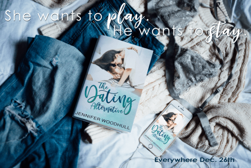 """""""She wants to play. He wants to stay."""" Everywhere Dec. 26th."""