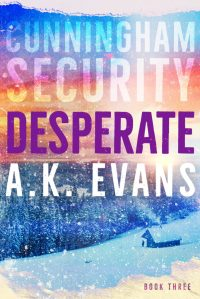 Desperate cover