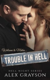 Trouble in Hell cover