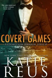 Covert Games cover