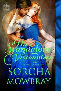 His Scandalous Viscountess cover