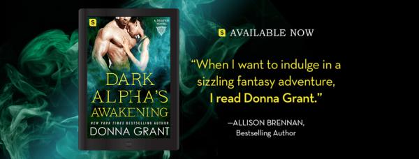 Dark Alpha's Awakening release day banner
