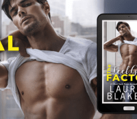 COVER REVEAL~ THE FEEL GOOD FACTOR by Lauren Blakely