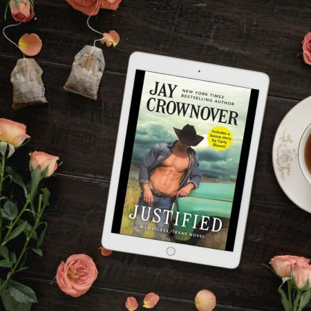 Justified by Jay Crownover New Release 6