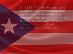 Puerto Rico Voting Rights.